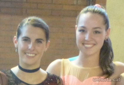 Laura 6ª i Mar 8ª a la Final Copa Barcelona 2015