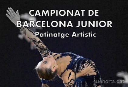 Laura Carrillo 7ª al Campionat de Barcelona Junior B